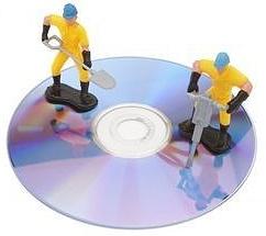 limpar cd